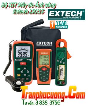 Bộ KIT Máy đo  sáng sáng Extech LRK15 Lighting Retrofit Kit with Power Clamp Meter chính hãng Extech USA | Đặt hàng