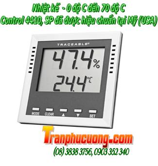 Nhiệt kế Control 4410 Traceable® Wet-bulb/Hum./Temp. Alarm chính hãng Control USA | HÀNG CÓ SẲN