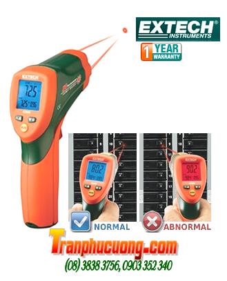 Nhiệt kế hồng ngoại 42509 Dual Laser IR Thermometer with Color Alert chính hãng Extech USA | có sẳn hàng