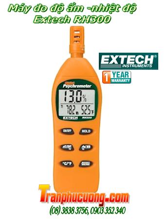 Máy đo độ ẩm Extech RH300 Hygro-Thermometer Psychrometer chính hãng Extech USA