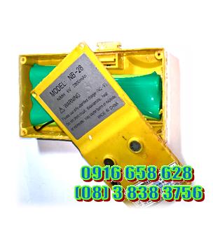 Pin máy trắc địa Topcon NB-28 | 6V-2800mAh| - Thay cell pin máy Topcon chính hãng| Bảo hành 6 tháng-Hàng có sẳn