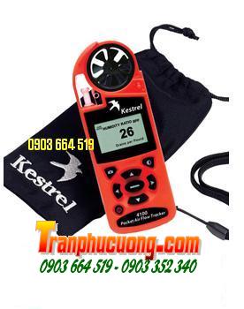 Máy đo vi khí hậu Kestrel 4200 [HSX: Kestrel Meter, Nielsen-Kellerman made in USA] / hàng có sẳn