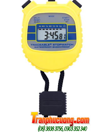 Đồng hồ bấm giây 1042 Traceable® Waterproof/Shockproof Stopwatch  (HSX: CONTROL-USA)/ hàng có sẳn