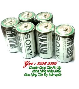 Pin trung C 1.5v Sony SUM2-R14 chính hãng | HÀNG CÓ SẲN (Vỉ 2 viên)