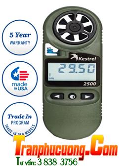 Máy đo vi khí hậu Kestrel 2500NV Pocket Weather Meter with Night Vision chính hãng Made in USA| Đặt hàng