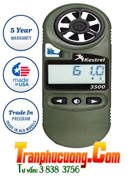 Máy đo vi khí hậu Kestrel 3500NV Pocket Weather Meter with Night Vision chính hãng Made in USA| Đặt hàng