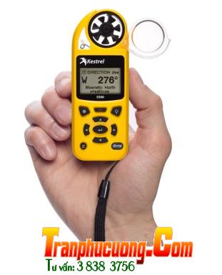 Máy đo vi khí hậu Kestrel 5500 Weather Meter chính hãng Made in USA| HÀNG ĐANG CÓ SẲN