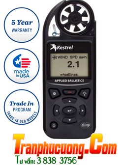 Máy đo vi khí hậu Kestrel 5700 Elite Weather Meter with Applied Ballistics chính hãng Made in USA | ĐẶT HÀNG