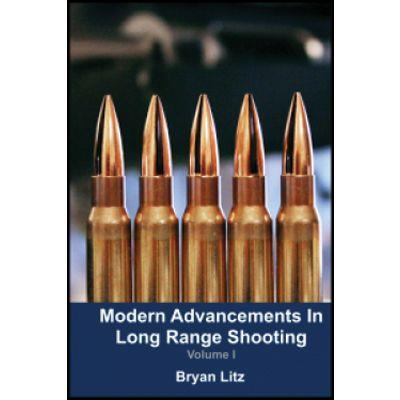 Sách -Modern Advancements in Long Range Shooting By Bryan Litz/ Đặt hàng