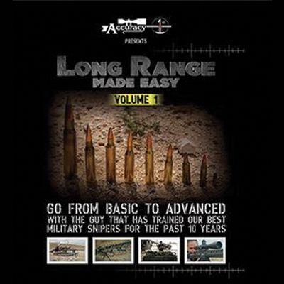 Tài liệu-Long Range Made Easy Vol 1 DVD Accuracy 1st with Bryan Litz