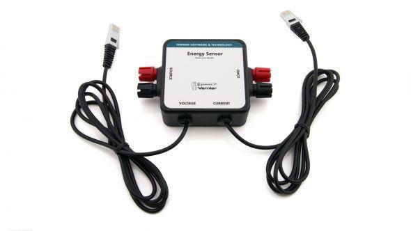VES-BTA, Cảm biến năng lượng Vernier Energy Sensor