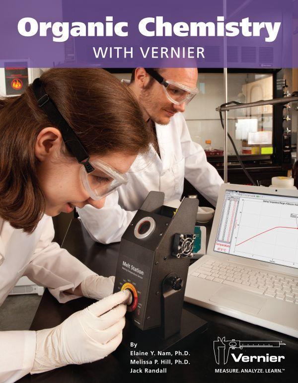Giáo Trình - Organic Chemistry with Vernier
