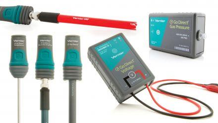 Go Direct® Sensors or LabQuest Sensor Packages- Deluxe Package (GDP-CH-DX)