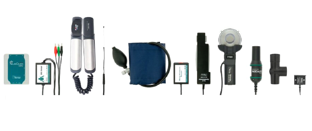 Bộ thí nghiệm - Human Physiology with Vernier with LabQuest® Mini Package-LM-HP-DX