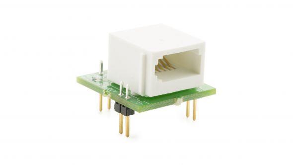 Phụ kiện Vernier-Analog Protoboard Adapter (BTA-ELV)/ Hàng có sẵn