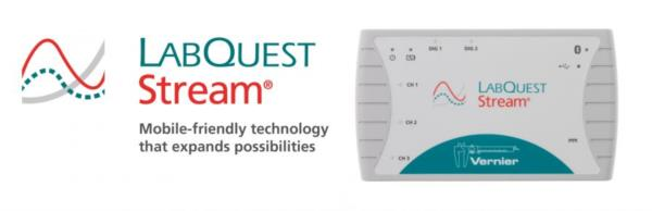 Thiết bị giao diện-LabQuest Stream® (LQ-STREAM)