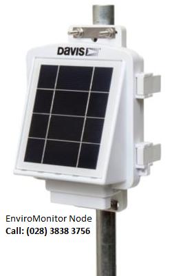 Cảm biến quan trắc thời tiết Nông Nghiệp-Trang Trại EnviroMonitor Node DAVIS 6810 | Made in USA| Đặt hàng