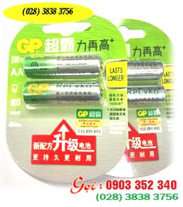 Pin sạc AA GP Recyko - 2000mAh -1.2V | 210-AA-U2 thế hệ mới chính hãng | hàng có sẳn