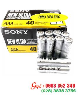 Pin AAA 1,5V Sony SUM4-R03 New Ultra chính hãng | còn hàng - vỉ 2 viên