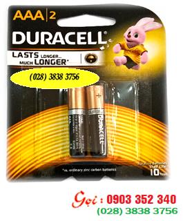 Pin AAA Duracell MN2400-LR03 Duralock alkaline 1,5V chính hãng | HẾT HÀNG