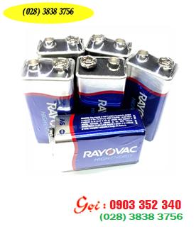 Pin 9v vuông alkaline Rayovac 6LF22 chính hãng Made in Malaysia (thị trường Mỹ) | HÀNG CÓ SẲN