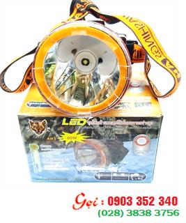Đèn pin đội đầu WASHING WS-628 chính hãng (Ánh sáng vàng)| CÒN HÀNG