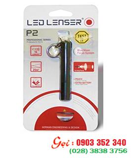 Đèn pin siêu sáng LED LENSER P2 bóng Creeled chính hãng | CÒN HÀNG