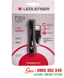Đèn pin siêu sáng LED LENSER P3R chính hãng, sử dụgn pin sạc Li-ion AAA | CÒN HÀNG