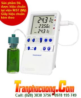 Nhiệt kế Tủ thuốc-Tủ lạnh-Tủ đông-Tủ Vaccine  Traceable® Hi-Accuracy Refrigerator Thermometer chính hãng Control USA | Đặt hàng