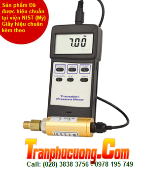Máy đo áp suất khí và Áp suất chân không Control 3166 Traceable@ Pressure/Vacuum Gauge chính hãng ControlUSA | Đặt hàng