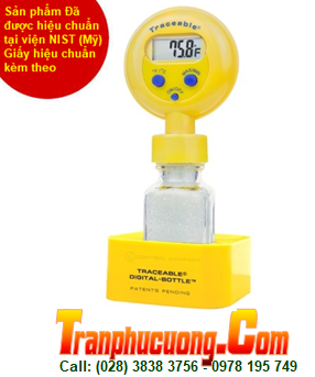 Nhiệt kế que thăm nhiệt Control 4428 Traceable® Digital-Bottle™ Refrigerator/Freezer Thermometer (HSX:Control-USA)|Đặt hàng