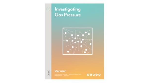 Giáo trình hướng dẫn Investigating Gas Pressure [ELB-GP-E] I Đặt hàng