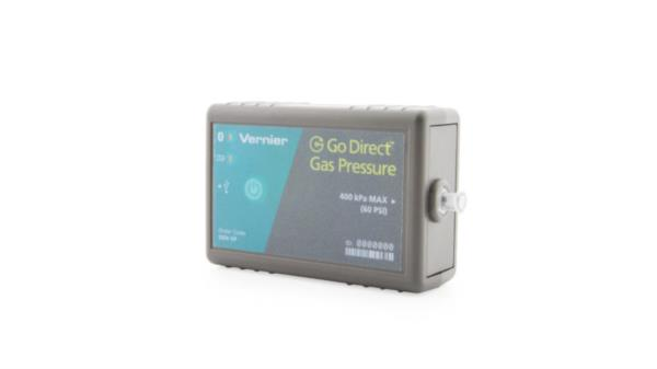 Cảm biến Go Direct® Gas Pressure Sensor [GDX-GP]. Hiệu Vernier | ĐẶT HÀNG