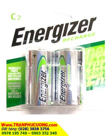 Pin sạc trung C Energizer NH35 BP-2| C2500mAh - 1.2V | hàng có sẳn