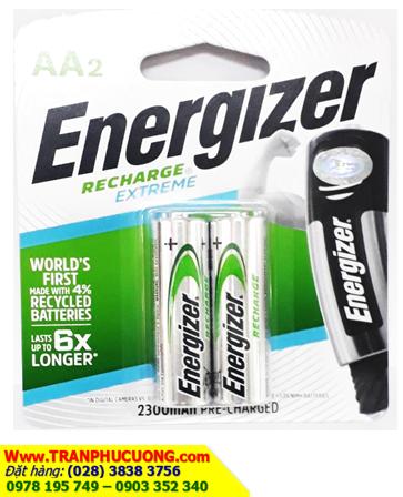 Pin sạc AAA Energizer NH12ERP2 EXTREME 6X - AAA800mAh - 1.2V | hàng có sẳn