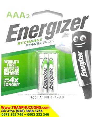 Pin sạc AAA ENERGIZER NH12URP2 - AAA700mAh 1.2V | hàng có sẳn