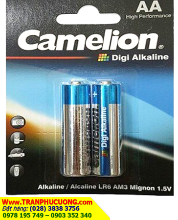 Pin AA Camelion LR6-AM3 Mignon Alkaline 1.5v chính hãng| Mẫu mới sản xuất trong năm| CÒN HÀNG