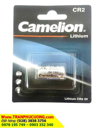 Pin Camelion CR2-BP1; Pin CR-2; Pin 3v Lithium Camelion CR2-BP1 _ Vỉ 1viên