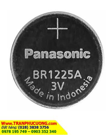 Pin Panasonic BR1225A lithium 3V loại chịu nhiệt độ cao trên 100 độ C   có hàng sẳn