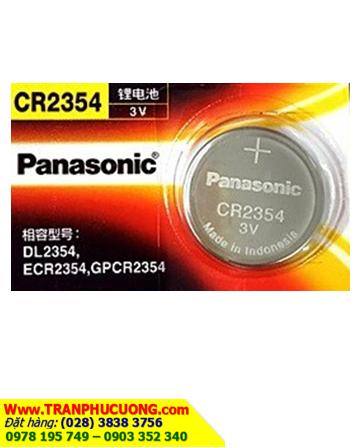 Pin Panasonic CR2354 lithium 3V chính hãng/ hàng có sẳn