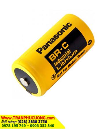Panasonic BR-C _Pin nuôi nguồn PLC CNC Panasonic BR-C lithium 3.0v C 5000mAh _Made in Japan | CÒN HÀNG
