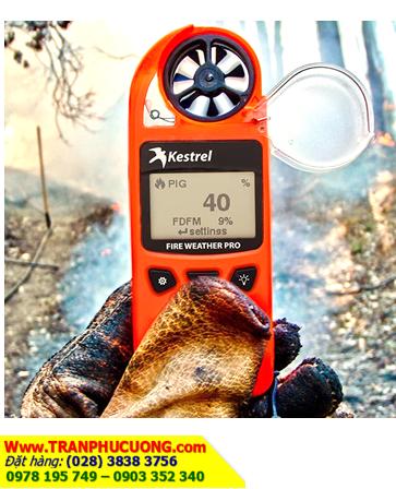 Kestrel 3500FW _Máy đo vi khí hậu & Quan trắc thời tiết Cứu hỏa Kestrel 3500FW Fire Weather Meter (Xuất xứ USA) | ĐẶT HÀNG