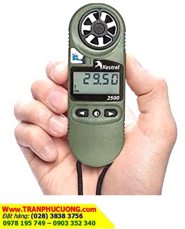 Máy đo vi khí hậu trong Săn bắn - Câu Cá Kestrel 2500NV Pocket Weather Meter with Night Vision chính hãng Made in USA| ĐẶT HÀNG