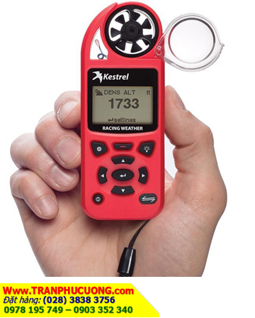 Kestrel 5100 _Máy đo vi khí hậu Kestrel 5100 Racing Weather Meter (Xuất xứ USA) | CÒN HÀNG