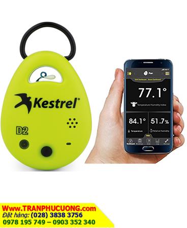 Kestrel DROP D2AG _Máy đo vi khí hậu & Chỉ số nhiệt trong chăn nuôi Kestrel DROP D2AG Livestock Heat Stress Monitor (Xuất xứ USA) |ĐẶT HÀNG