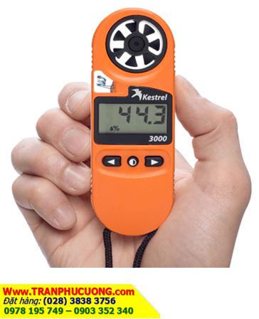 Kestrel 3500HS _Máy đo vi khí hậu & đo Chỉ số nhiệt Kestrel 3000HS Heat Stress Meter (Xuất xứ USA) | ĐẶT HÀNG
