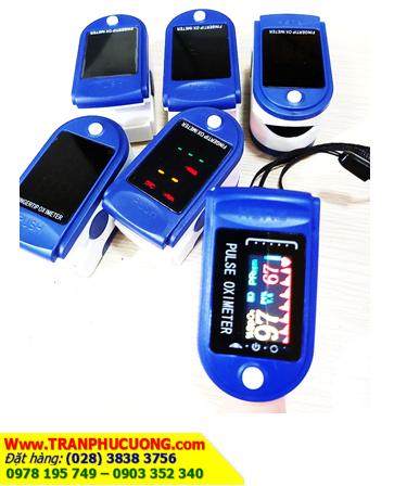 Máy đo SPO2; Máy đo Nhịp tim và SPO2 OXIMETER (chỉ cần kẹp vào đầu ngón tay - Chỉ số SPO2 hiển thị nhanh chóng)